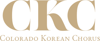 Colorado Korean Chorus Retina Logo