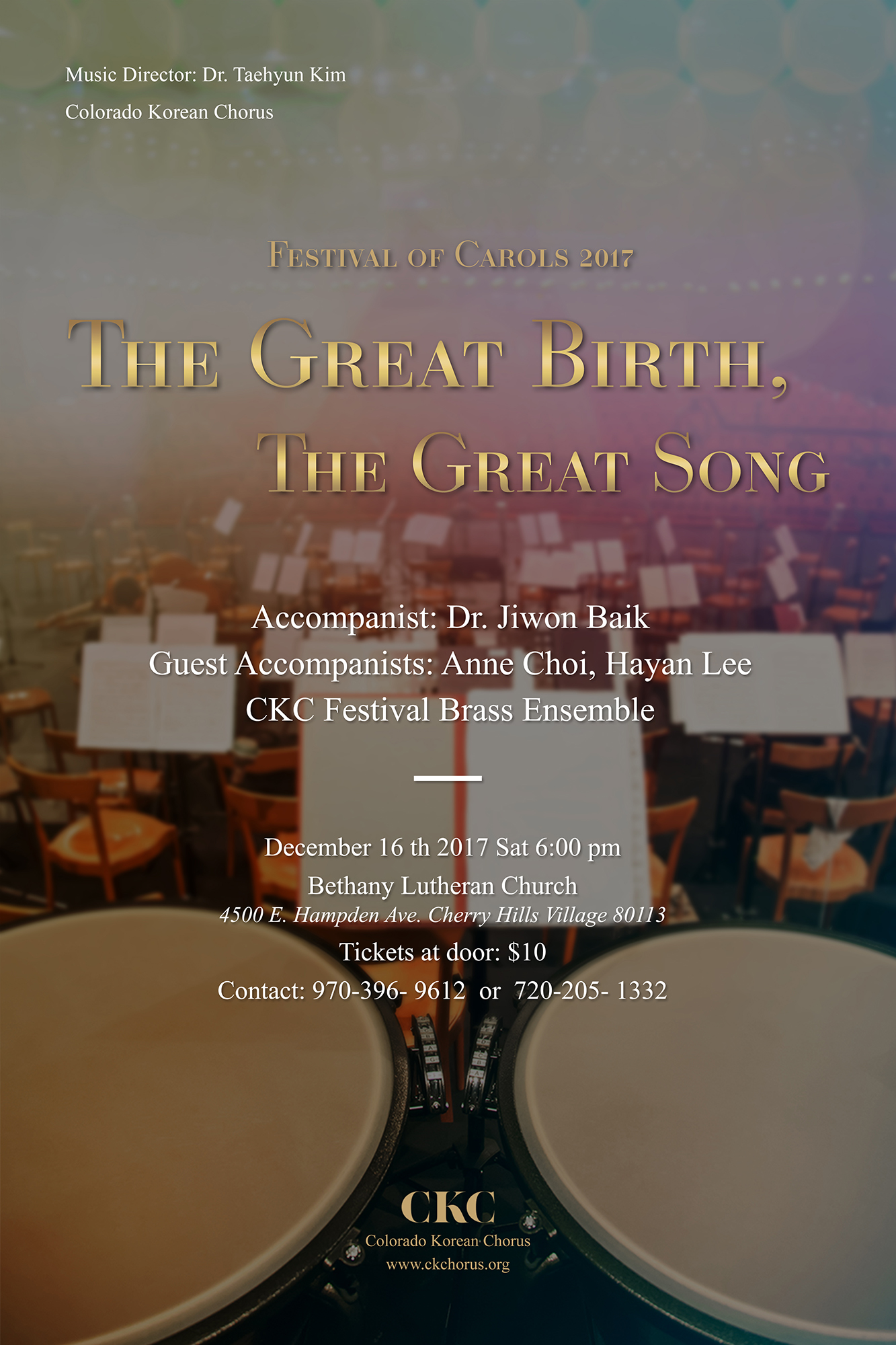 Events – Colorado Korean Chorus